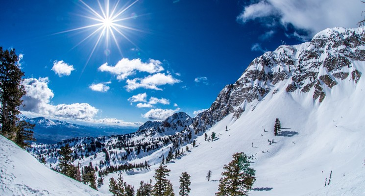 Blog feature image for Snowbasin Announces Winter Enhancements & Safety Measures for 2020-2021