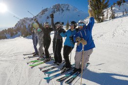 Blog image for All-Women Clinics and Camps at Snowbasin Resort