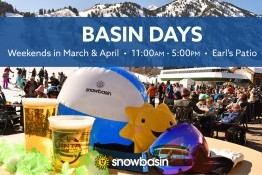 Blog image for Snowbasin Resort Announces Basin Days