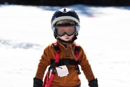Blog image for Skiing with Kids: Five Tips for Success
