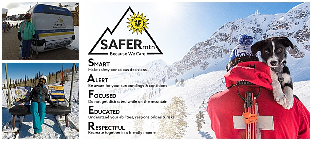 snow safety at Snowbasin