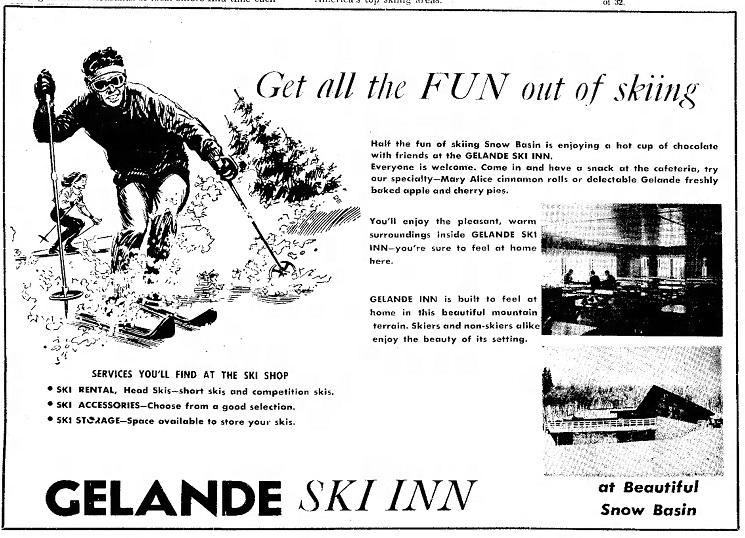 75th Anniversary History Blog Series - The 1960's | Snowbasin