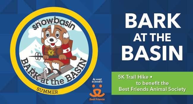 Bark at the Basin 5K Trail Hike