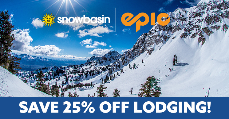 Save 25% off Lodging!