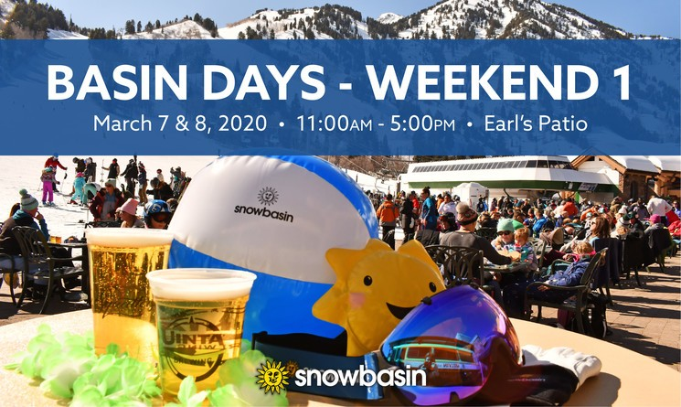 Event feature image for Basin Days Weekend 1