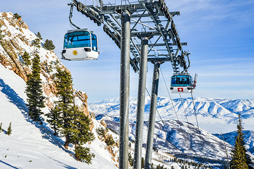 Scenic Gondola & Chair Rides