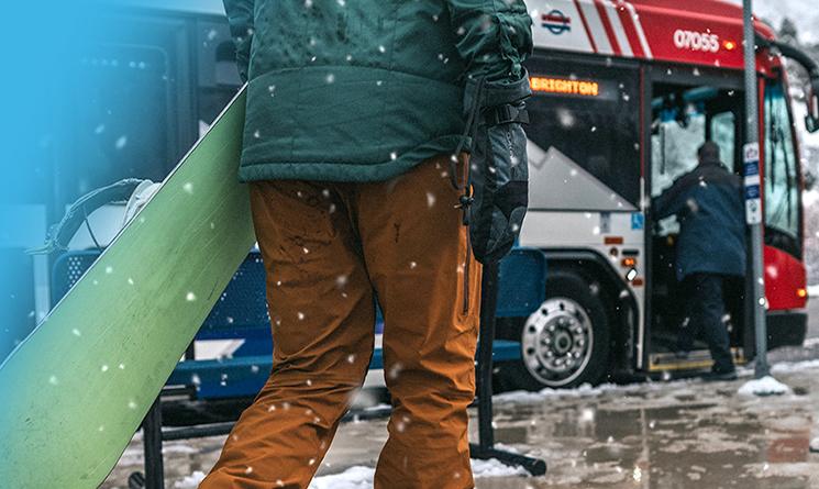 Bus Safety Header