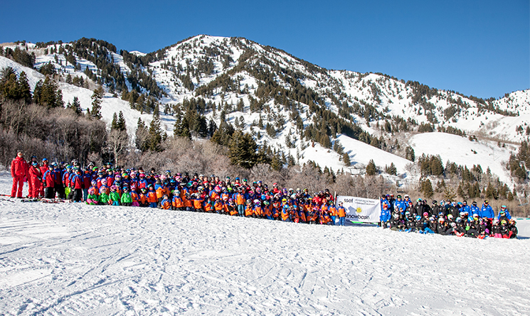 New Ski Team Landing Page